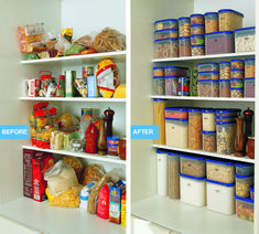 Tupperware Modular Mates Custom Kitchens! Want your pantry to look like this? Order online at BOBBIORMOND.my.tupperware.com