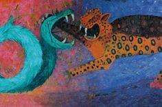 Mural Dualidad, 1964 Rufino Tamayo
