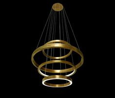 Allgemeinbeleuchtung   Pendelleuchten   Light Ring   Henge. Check it out on Architonic