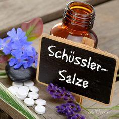 SCHÜSSLER-SALZE ~ Mineralsalz Therapie.  Der Trend geht ungebrochen weiter zu alternativen Heilmethoden und sanfter Naturmedizin.