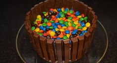 Kit Kat & M&M Showstopper!