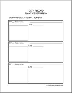 sample recording sheet from science experiments weather 8 experiments 22 pages first. Black Bedroom Furniture Sets. Home Design Ideas