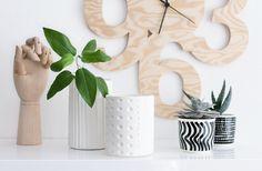 DIY Vase aus Modelliermasse