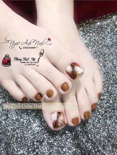 Toe Nail Color, Toe Nail Art, Nail Colors, Feet Nail Design, Toe Nail Designs, Feet Nails, Nail Arts, Swag Nails, Nail Polish