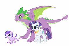 Clarity, spike and rarity