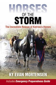 Louisiana State University's Equine Rescue Team saved hundreds of horses and other animals in southern Louisiana from the devastation following Hurricane Katrina.
