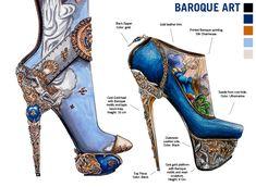 Aprenda história da arte através de 10 sapatos impressionantes stylo urbano-2
