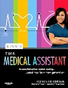 The most comprehensive medical assisting resource available, Free Test Sample for Kinns The Medical Assistant 11th Edition by Adams provide unparalleled coverage of the practical, real-world administrative and clinical skills essential to your success in health care.