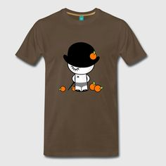 Clockwork Orange T-Shirts - Männer Premium T-Shirt