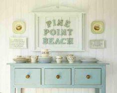 ¿ Una casa en la Playa ?