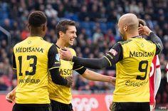 Steun jij Roda JC aanstaande zondag tegen sc Heerenveen? 10 % Korting op online tickets! #rodhee #rodajc