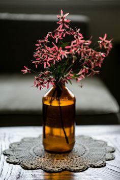 This would be nice to add as an accent to peonies or amaryllis. Would use very little. Is also gorgeous all by itself.