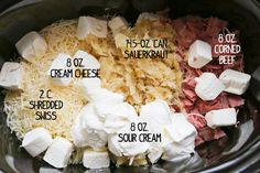 Crockpot Reuben Dip — Pip and Ebby