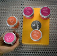 Go fresh faced this summer with Saanté Face scrub in your June MSM Select Box.  Amazing fruit based scrubs to ensure you have your best face forward!