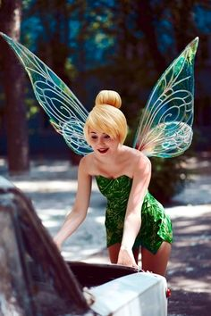 Tinkerbell – I can Fix It! by ~Tink-Ichigo on deviantART Tinkerbell – I can Fix It! by ~Tink-Ichigo on deviantART The post Tinkerbell – I can Fix It! by ~Tink-Ichigo on deviantART appeared first on Paris Disneyland Pictures. Fairy Cosplay, Cosplay Anime, Epic Cosplay, Amazing Cosplay, Cosplay Outfits, Halloween Cosplay, Cosplay Girls, Halloween Costumes, Halloween Fairy