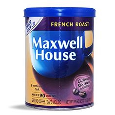 Maxwell Coffee French Roast 11 OZ (Pack of 18) * Visit the image link for more details. #GroundCoffee Homemade Beauty, Diy Beauty, Beauty Makeup, Beauty Hacks, Beauty Tips, Home Remedies, Natural Remedies, Clean Face, Coffee Cafe