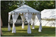 Pavilion Tent Garden Tent Wedding Tent Party Tent Indian Tent Gazebo | eBay