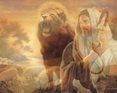 "Jesus Christ, ""The Lion of the Tribe of Judah"" Yeshua HaMachiach!"