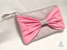 Pen & Pencil Pouch by SewMuchCrafting, $8.00