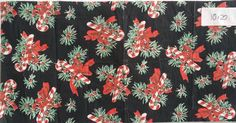 USED Christmas Wrapping Paper Vintage 1940s 1950s 1960s (Lot 18) | eBay