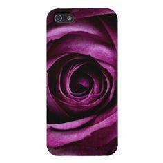 Beautiful Purple Rose Flower Petals Girly Gifts