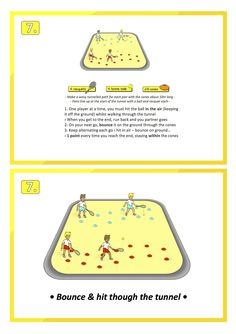Co-operate & Compete: 6 fun pair skill-stations cards (printable) – Prime Coaching Sport Physical Activities For Kids, Elementary Physical Education, Classroom Activities, Elementary Pe, Pe Activities, Fitness Activities, Preschool Ideas, Tennis Lessons For Kids, Pe Lesson Plans