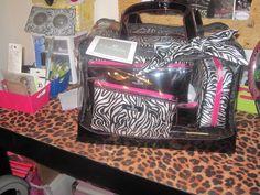 makeup bag set inside bag - Google Search