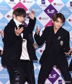 [Picture/Media] BTS at SBS SAF Red Carpet [161226]