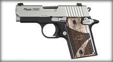 New Sig Sauer P938 Blackwood 9mm.  Please contact us for price. - http://www.gungrove.com/new-sig-sauer-p938-blackwood-9mm-please-contact-us-for-price/