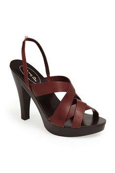 fbf221bf5fd2 La zapatos de Sarah Jessica Parker