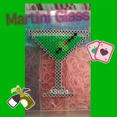 bead pattern martini glass - - Yahoo Image Search Results
