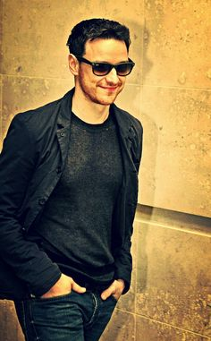 James McAvoy - Manners. Maketh. Man...
