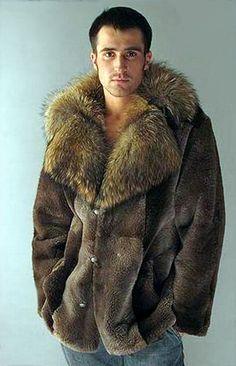Nice fur jacket