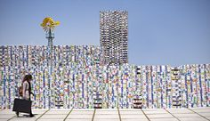Briks Pavilion by Cuac Arquitectura and Sugarplatform