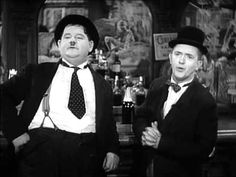 Laurel and Hardy. Love Them!