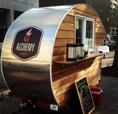 Paste Magazine put together an international list of '25 of the Best Food Truck Designs' and Richmond's own Alchemy made the list.