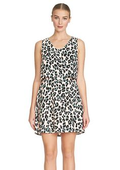 1.State Animal Popover Dress
