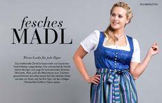 Fesches Madl: Wiesn-Looks für jede Figur. Das traditionelle Dirndl ist kaum mehr von bayrischen Feierlichkeiten wegzudenken. Der schmeichelnde Schnitt betont die Figur und sorgt für eine besonders feminine Silhouette. Aber auch die Alternativen zum Trachtengewand können sich sehen lassen! Auf den nächsten Seiten verraten wir Ihnen, wie Sie Ihre Figur mit den richtigen Oktoberfest-Outfits in Szene setzen.