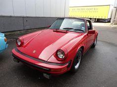 1979 Porsche 911 SC 3.0 ltr Targa