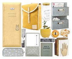 """""""Decorate Locker"""" by beckybucky ❤ liked on Polyvore featuring interior, interiors, interior design, home, home decor, interior decorating, Burt's Bees, Dot & Bo, Christian Dior and Smith & Hawken"""