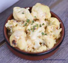 Chou-fleur au fromage (Mac and Cheese) keto / cétogène / LCHF Muesli, Granola, Sans Gluten, Mac And Cheese, Lchf, Keto Recipes, Keto Flu, Fat Bombs, Diet