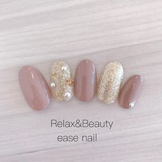 29 Best Ideas For Wedding Nails Design Beauty Dream Nails, Love Nails, Pretty Nails, Gel Nail Designs, Cute Nail Designs, Acryl Nails, Vernis Semi Permanent, Wedding Nails Design, Japanese Nails