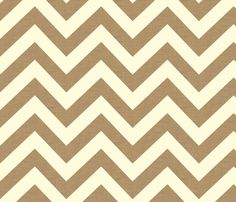 chevrons_burlap fabric by holli_zollinger on Spoonflower - custom fabric