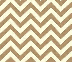 chevrons_burlap fabric by holli_zollinger on Spoonflower - custom fabric