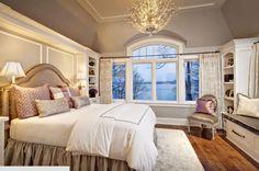 Chandelier for bedroom photo