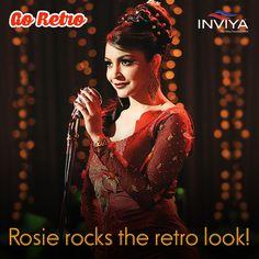 A retro Bombay comes alive in Anurag Kashyap's Bombay Velvet! #INVIYA® #GoRetro #BombayVelvet #Bollywood