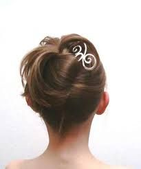 Bildergebnis für haarspange frisur