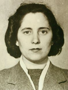 Andrée Borrel, Croix de Guerre, Médaille de la Résistance, KCBC. (1919-1944.) Born Louveciennes, France. French Resistance worker, went to England, joined SOE in 1942. Parachuted into France 24th September 1942. Courier, Physician/Prosper Circuit, codename Denise. Arrested 23rd June 1943, interrogated, sent to Fresnes and later to Karlsruhe. On 6th July 1944 she was taken to Natzweiler-Struthof concentration camp and executed. She was 24.
