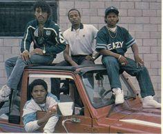 NWA #hiphop #pioneers