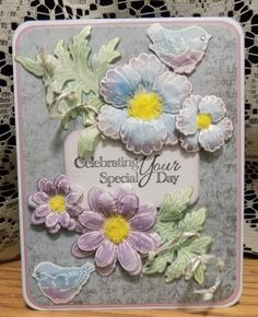 IC517 Your Special Day by Shoe Girl - Cards and Paper Crafts at Splitcoaststampers